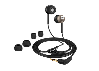 306a3aea88b The CX 500 are high quality, noise-isolating ear-canal-headphones with a  superior, bass-driven stereo sound. They feature a volume control  integrated in the ...